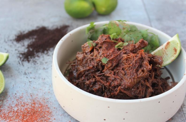 Instant Pot Smoky Mocha Chili
