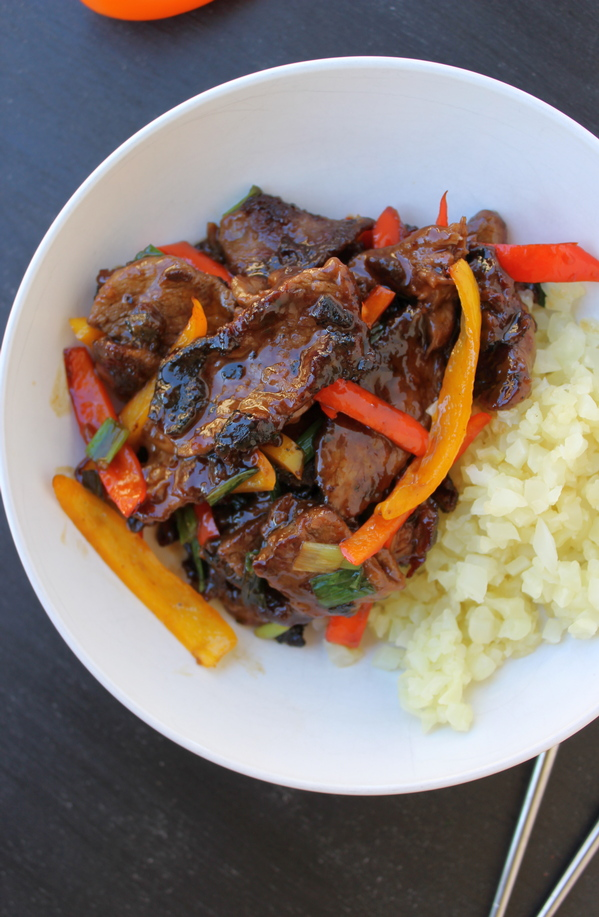 how to make authentic mongolian beef