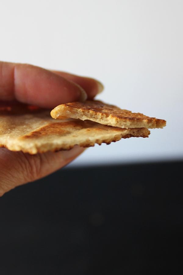 Crisped Flatbread AIP