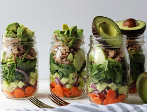 health jar salad aip paleo thyroid