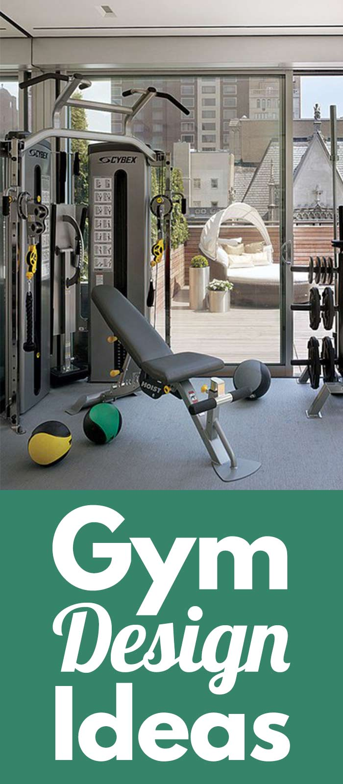 10+ Gym Design Ideas!