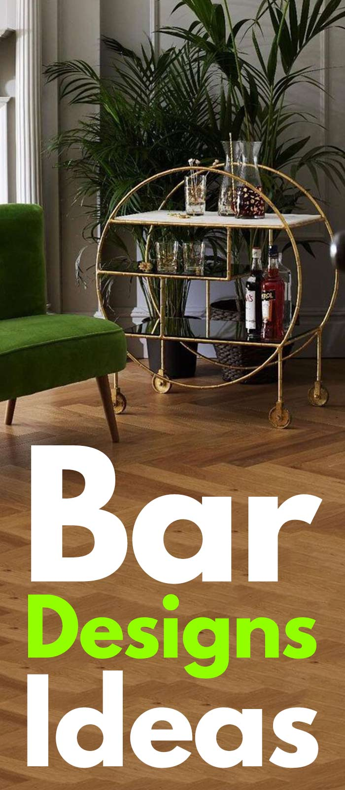 25+ Bar Designs That Will Thrill You