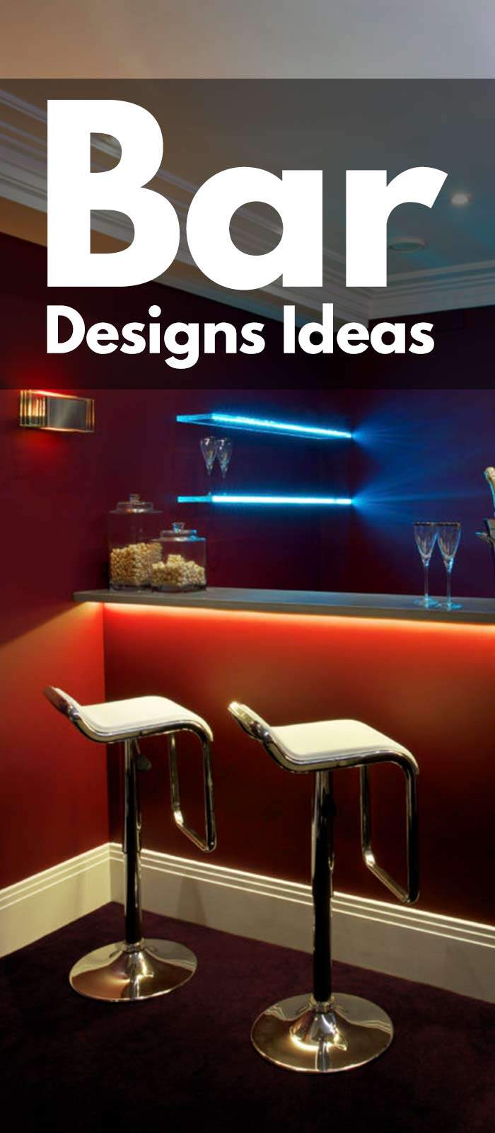 25+ Bar Designs That Will Thrill You.