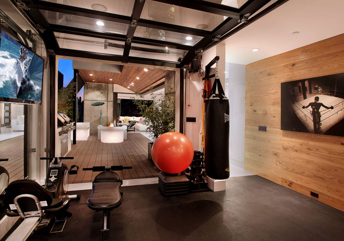 Amazing home gym design ideas