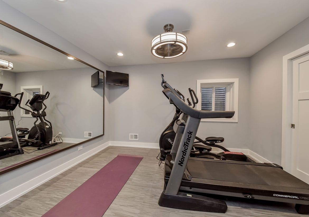 Extraordinary Home Gym Design Ideas