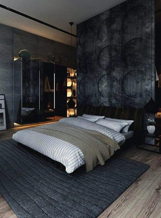 Fantastic bedroom ideas for men
