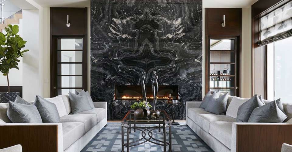 Fireplace Designs For Royal Look In The Home.