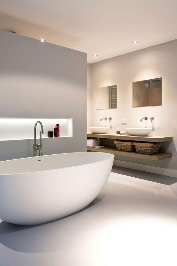 Luxurious bathtub design ideas