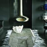 Marvelous Black Living Room Ideas.