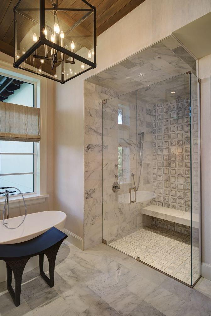 ROMANTIC shower design ideas