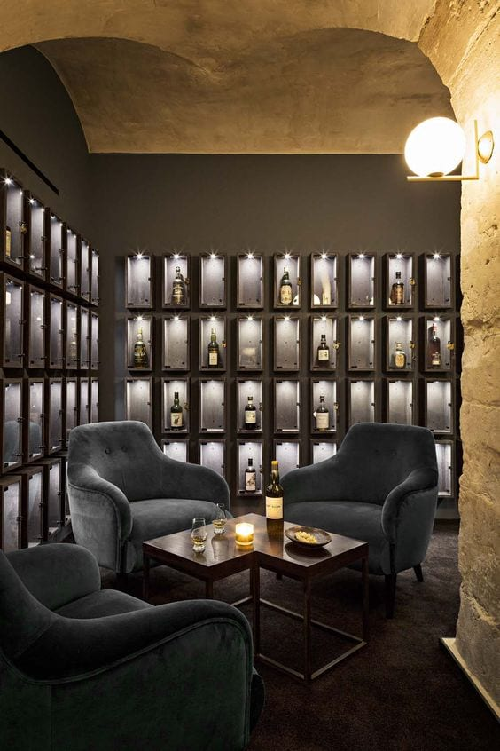 Royal home bar design ideas in 2019