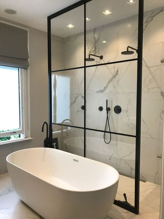 Simple bathtub design ideas