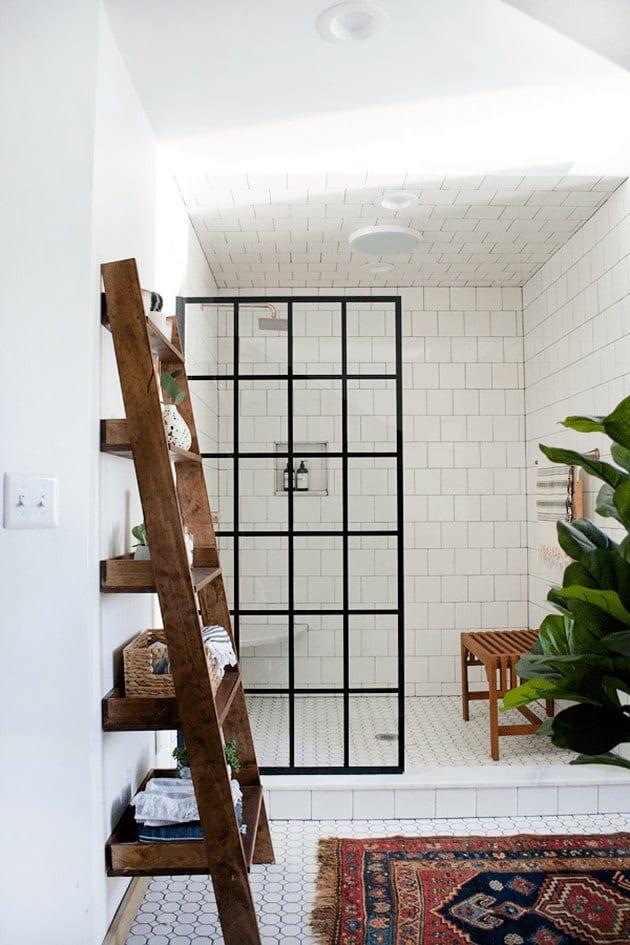 Steel Frame Shower design ideas