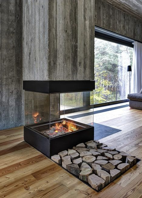 Stylish fireplace decor ideas in 2019