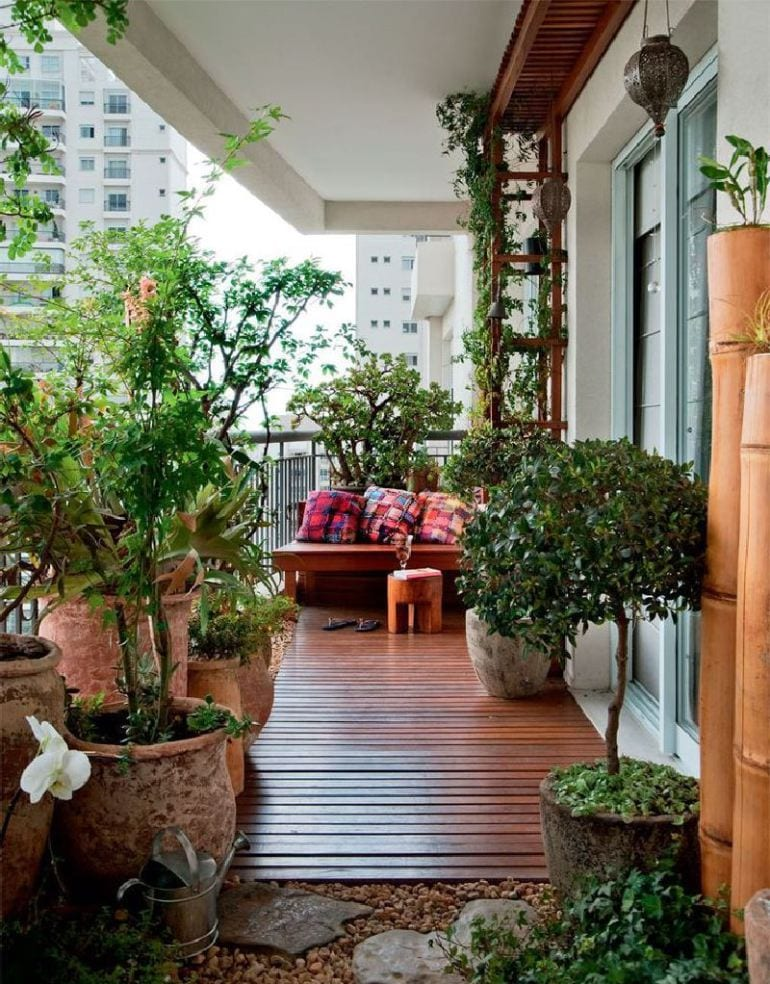 Astonishing Balcony Ideas