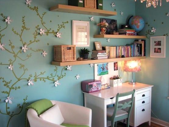 Beautiful study room designs