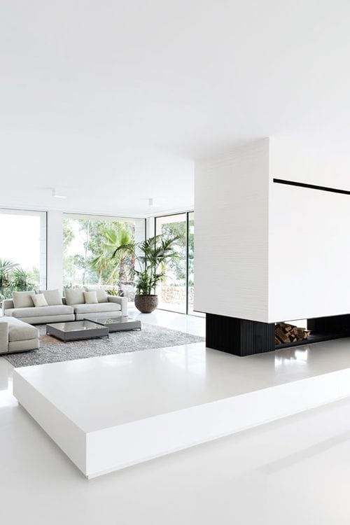 Classic living room minimal design ideas in 2019