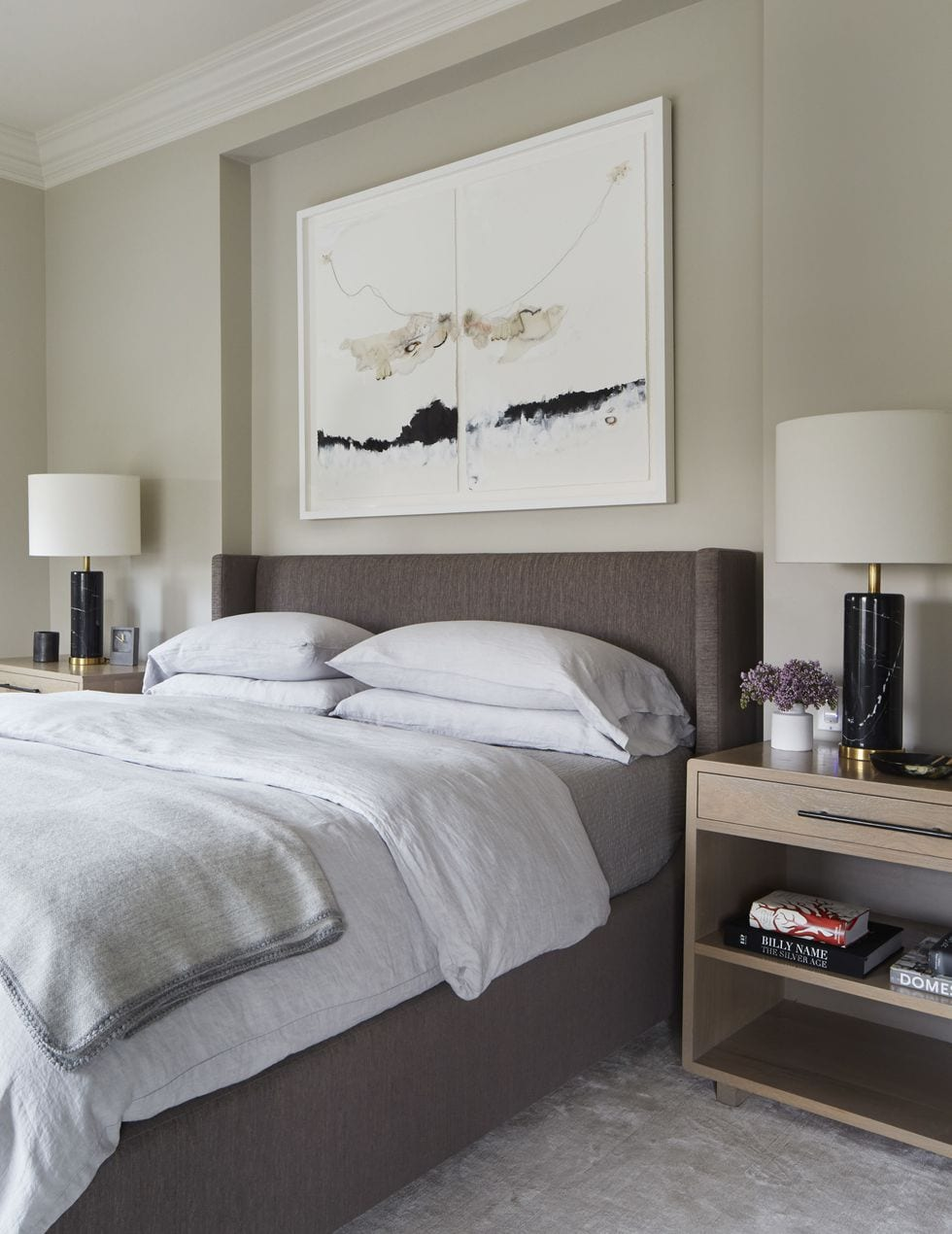 Contemporary Side Table Ideas For Bedroom