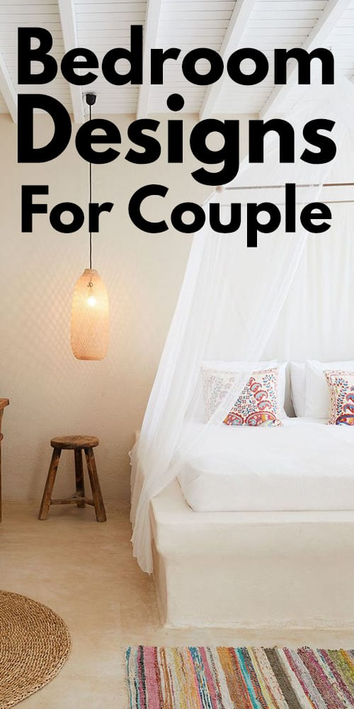 Cozy And Lavish Bedroom Designs For Couple