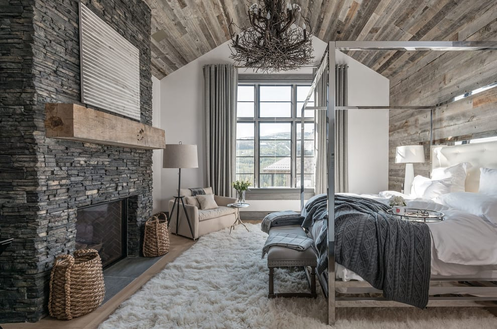 Cozy Rustic Bedroom Ideas