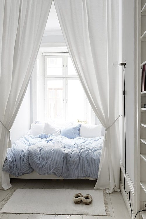 Dividers bedroom curtains designs