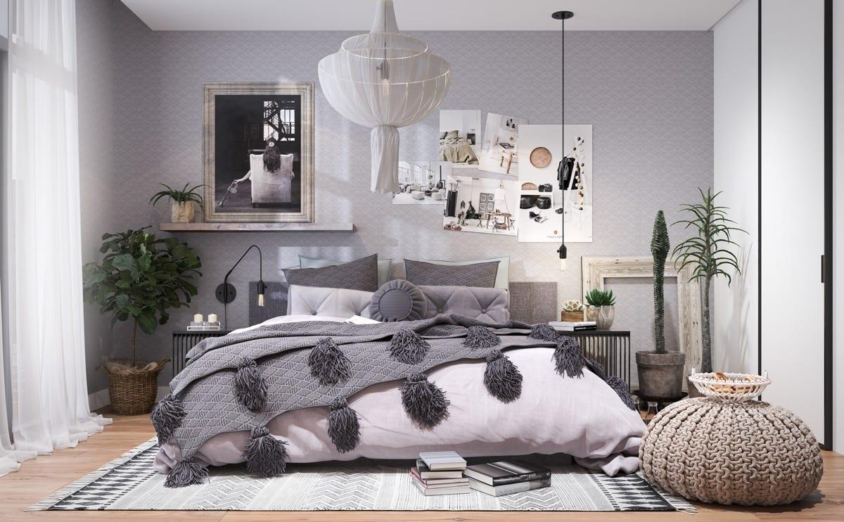 Elegant Cozy Bedroom Ideas
