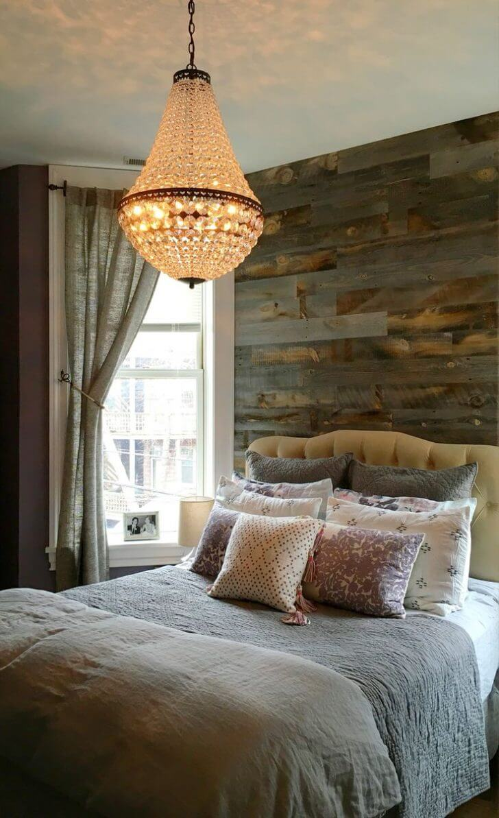 Elegant Rustic Bedroom Ideas
