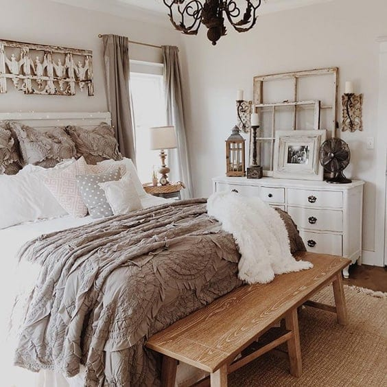 Gorgeous Rustic bedroom