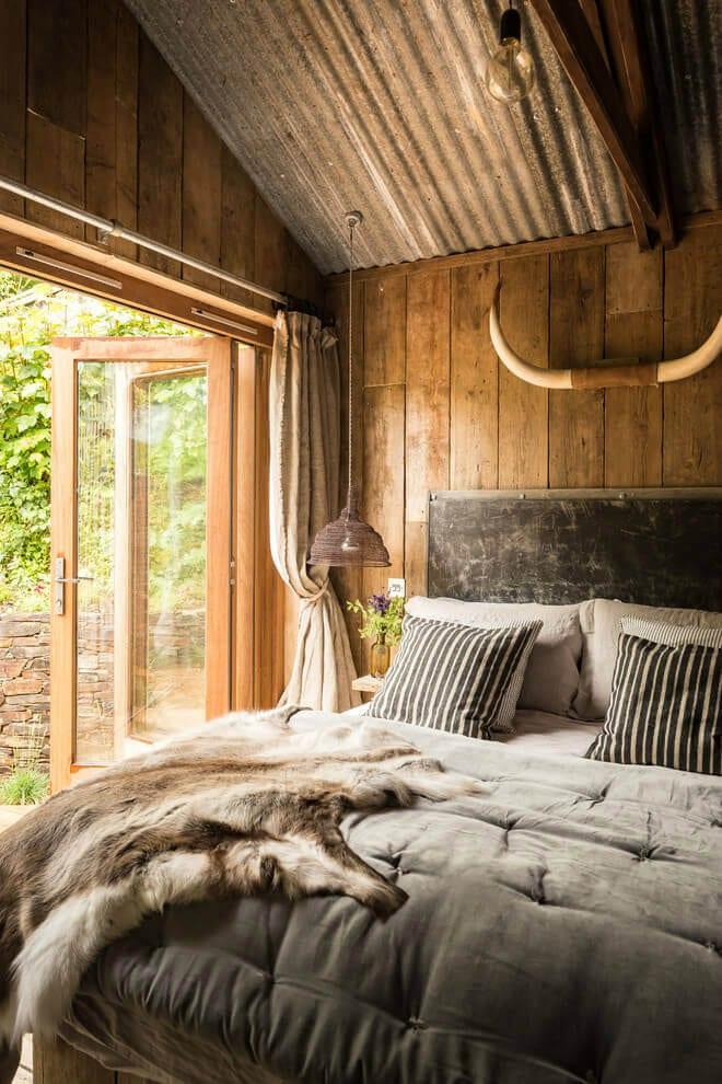 Luxurious Rustic Bedroom Ideas