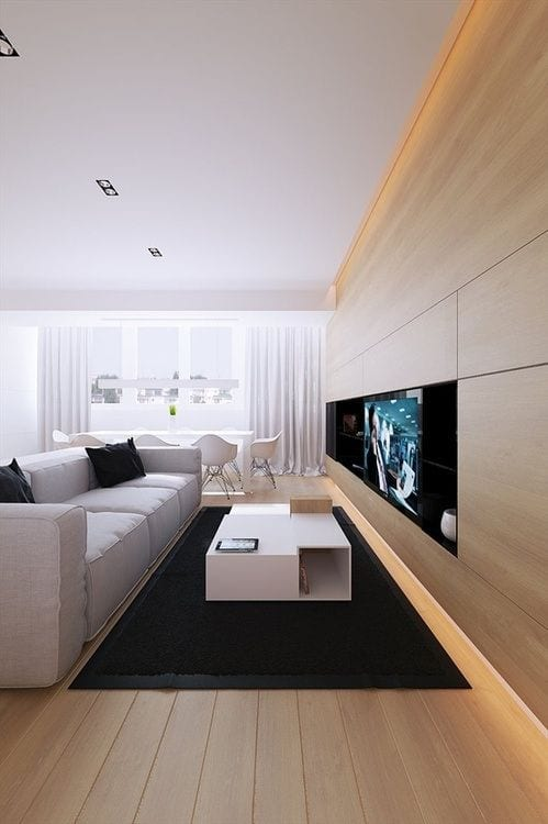 Luxurious TV unit design ideas