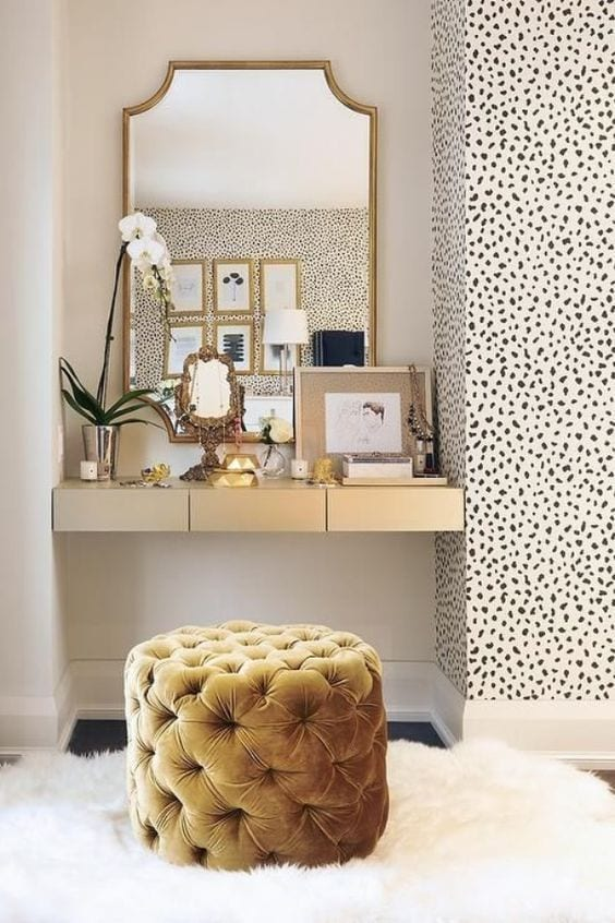 Luxurious dressing table designs