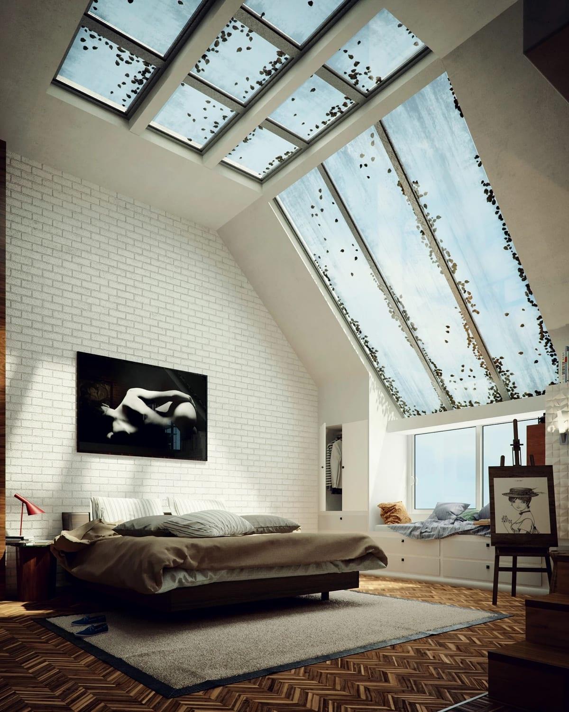 Modern Cozy Bedroom Ideas