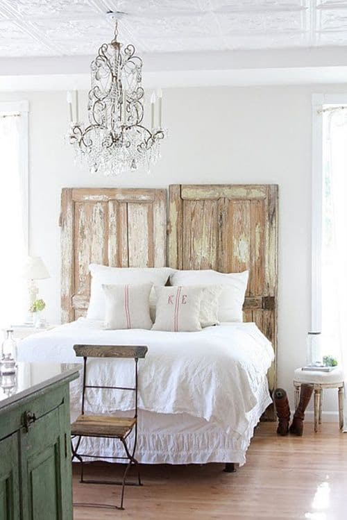 Old Themed Rustic bedroom
