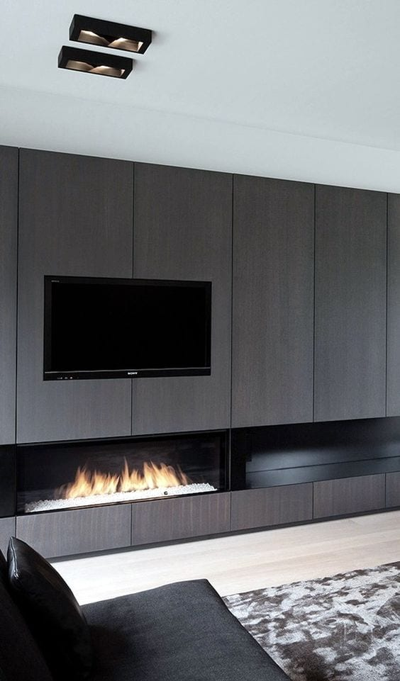 Unique TV design ideas