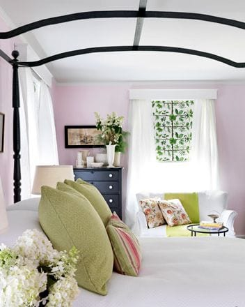 Wallpaper Shades for bedroom curtains designs