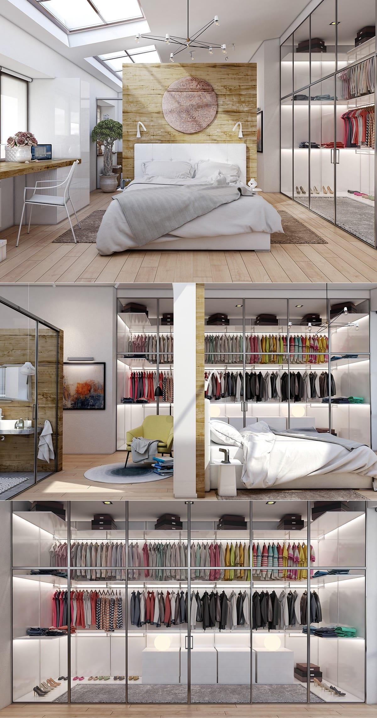 Beautiful Bedroom Wardrobe Design Ideas