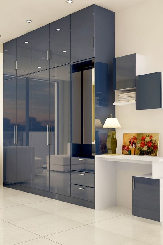 Wardrobe Bedroom Designs