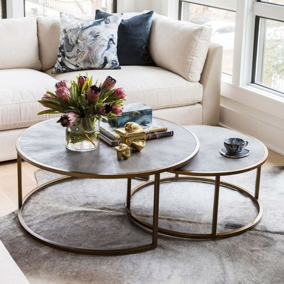 Best Centre Table Ideas for Modern Living Rooms