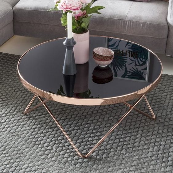 Modern Circular Centre Table Ideas for Living Rooms