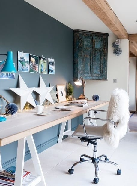 Cool and Chic Home Office Space Ideas