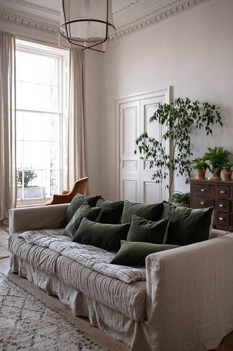 15. Wabi-sabi sitting ideas trend for your comfort and imperfect feels