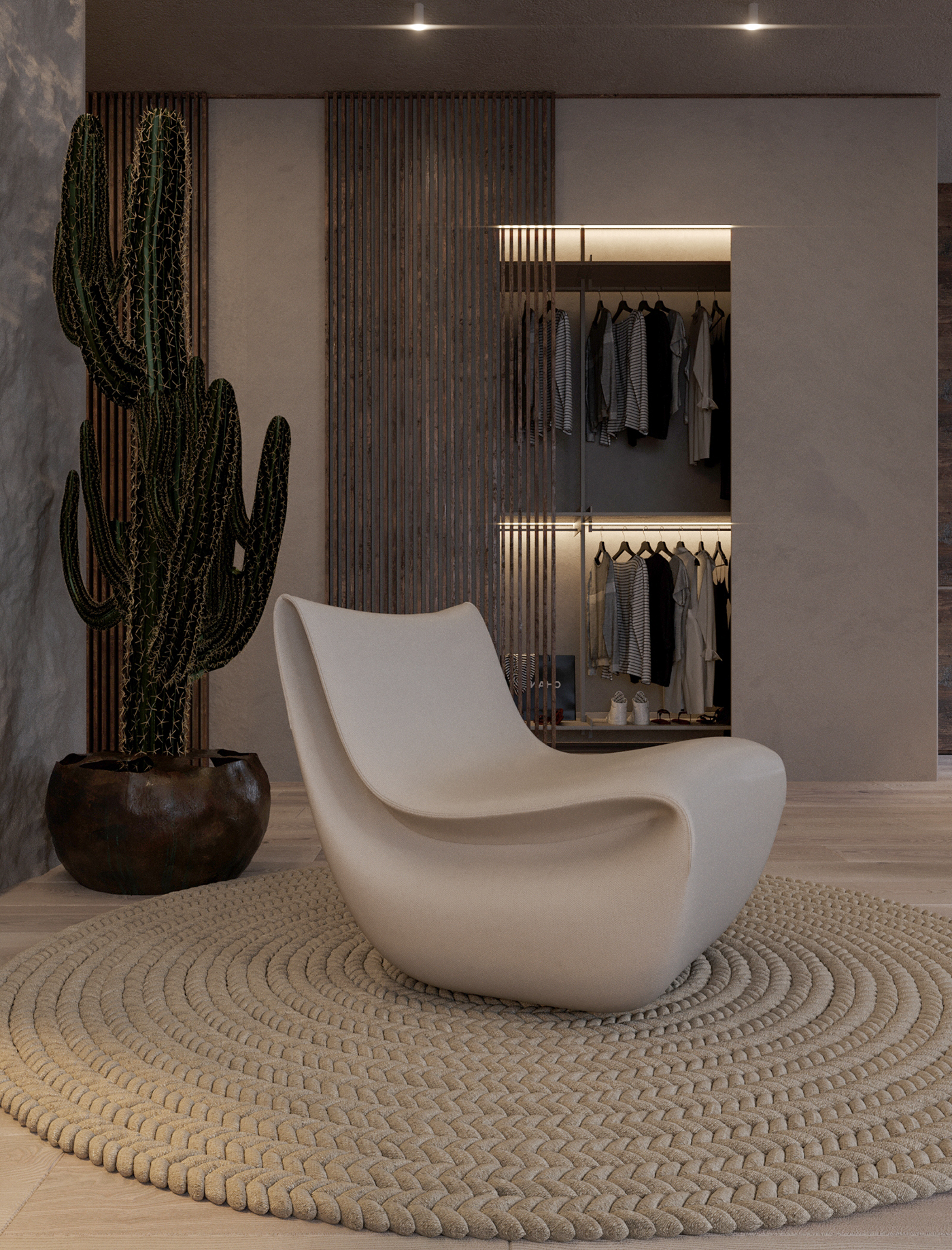 10 c. Lean and Chill Chair Design Ideas
