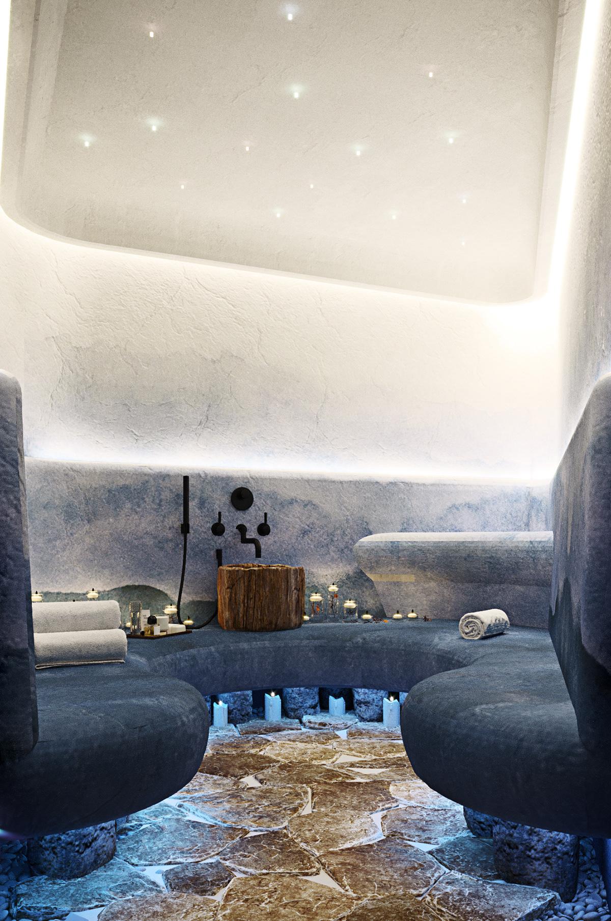 19. Blue Home Interior Ideas
