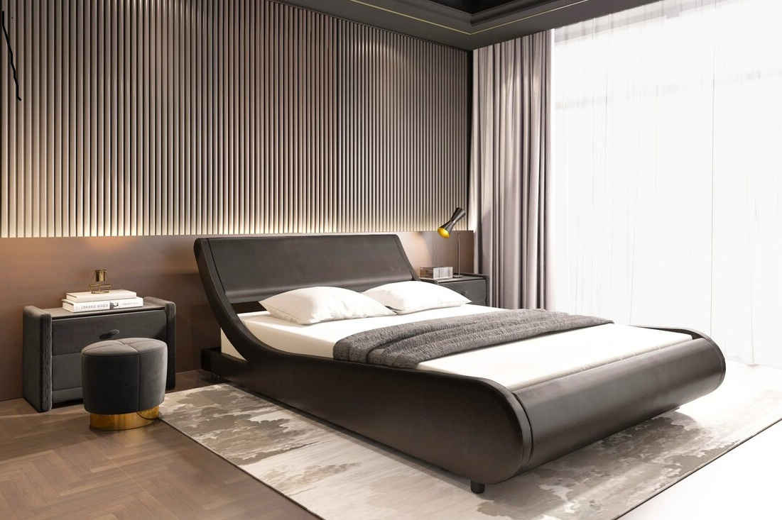 Modern Low Profile Bed ideas for minimalist bedrooms