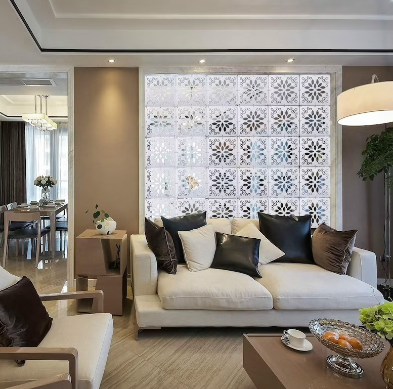 Traditional Designed Screen for Living Rooms