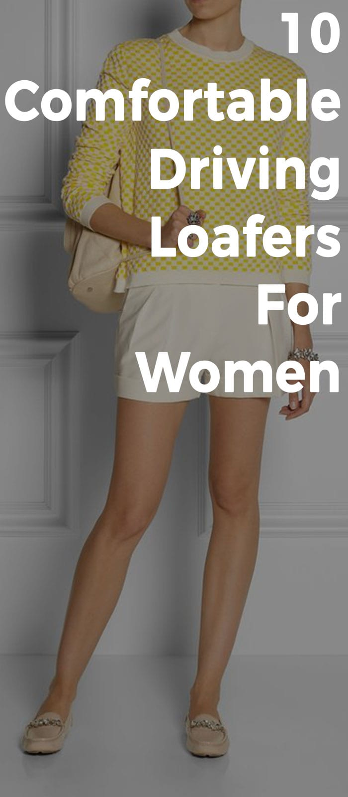 10 Comfortable And Stylish Driving Loafers For Women Who Love To Drive
