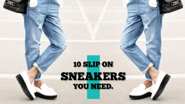 10 Slip On Sneakers You Need