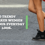 10 Trendy Sneaker Wedges For Your Everyday Look