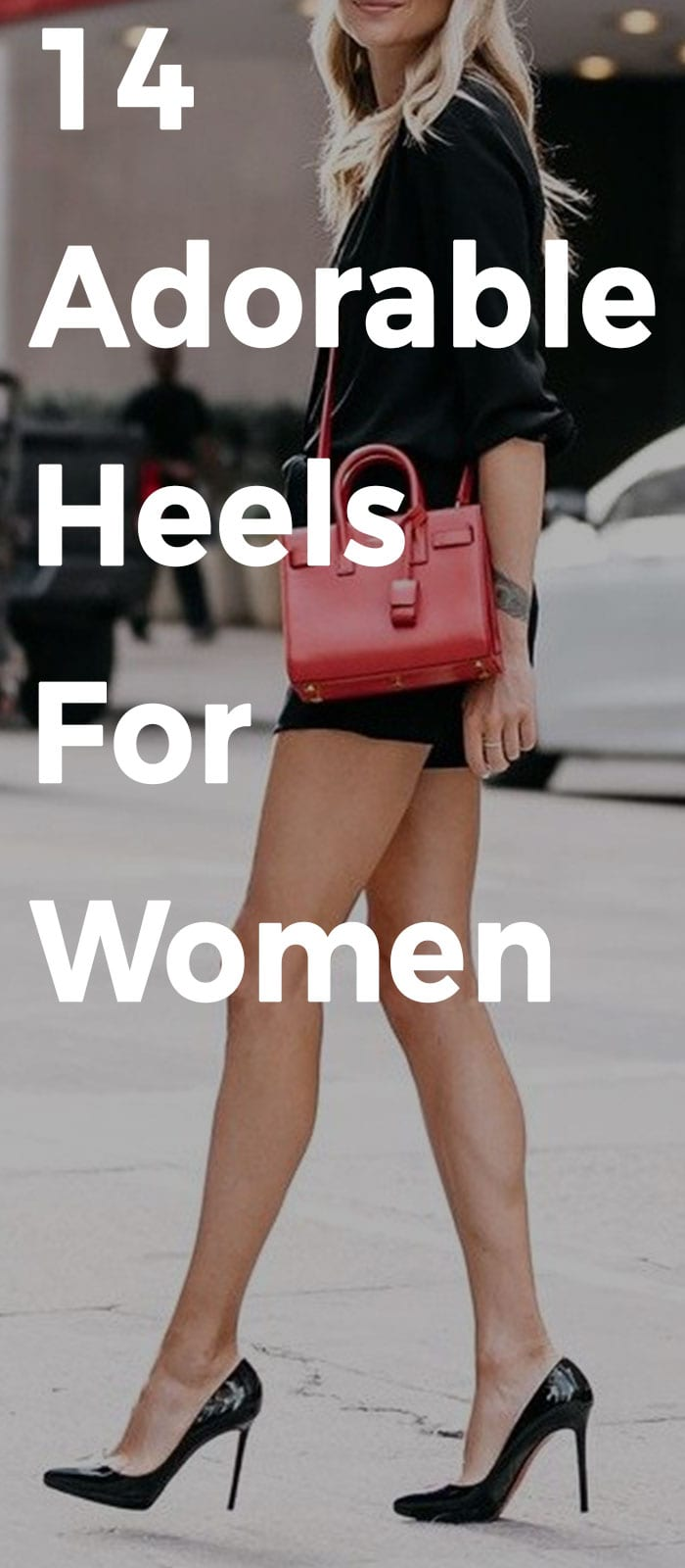 14 Adorable Heels To Complete Your Outfit!