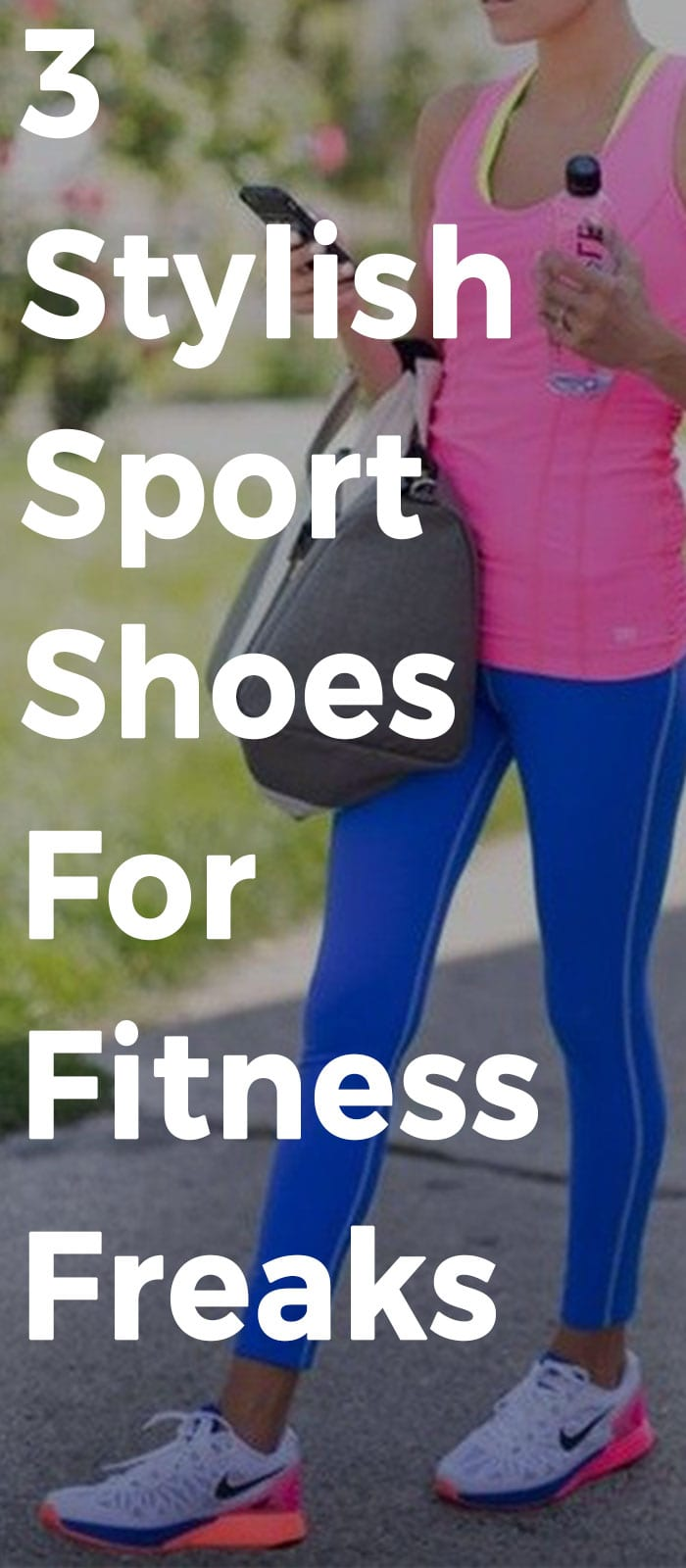 Comfortable And Stylish Sport Shoes For Fitness Freaks